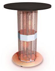 Mesa Calefactora: Productos  de Comercial Sacrida