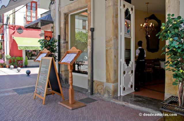 Foto 3 de Cocina asturiana en Ribadesella | Restaurante Casa Gaspar