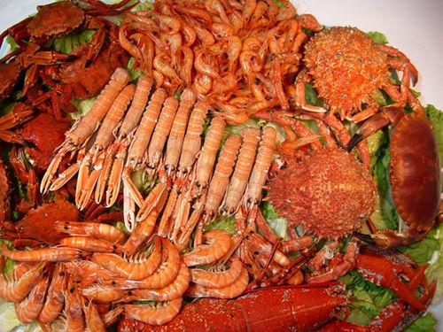 Mariscos: Especialidades  de Restaurante Casa Gaspar