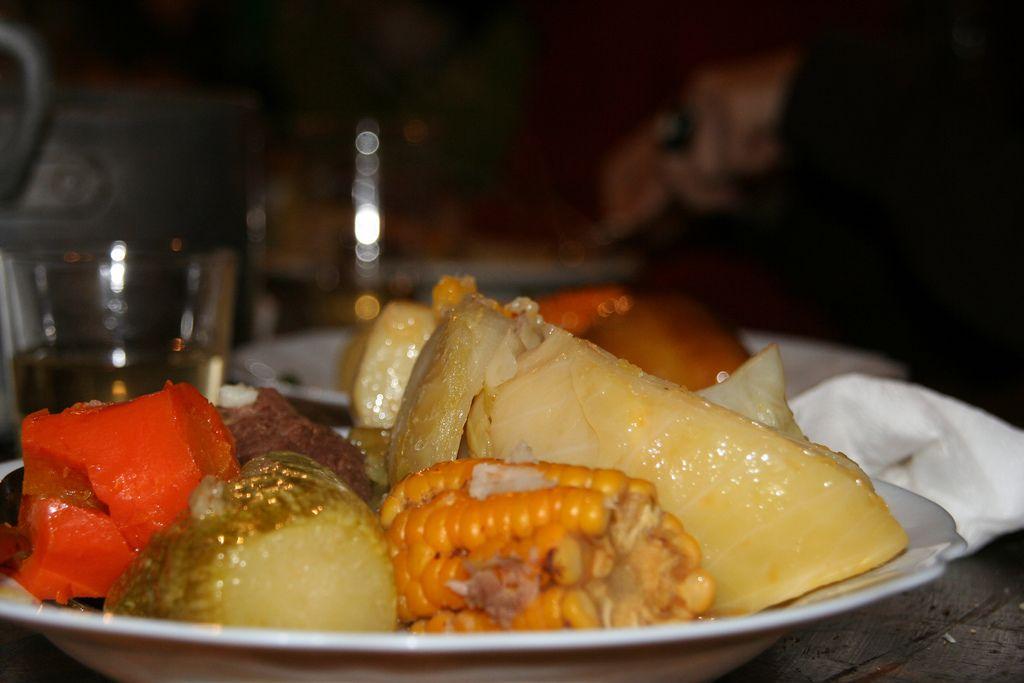 Cocina canaria: Servicios of Restaurante La Cabra Nostra