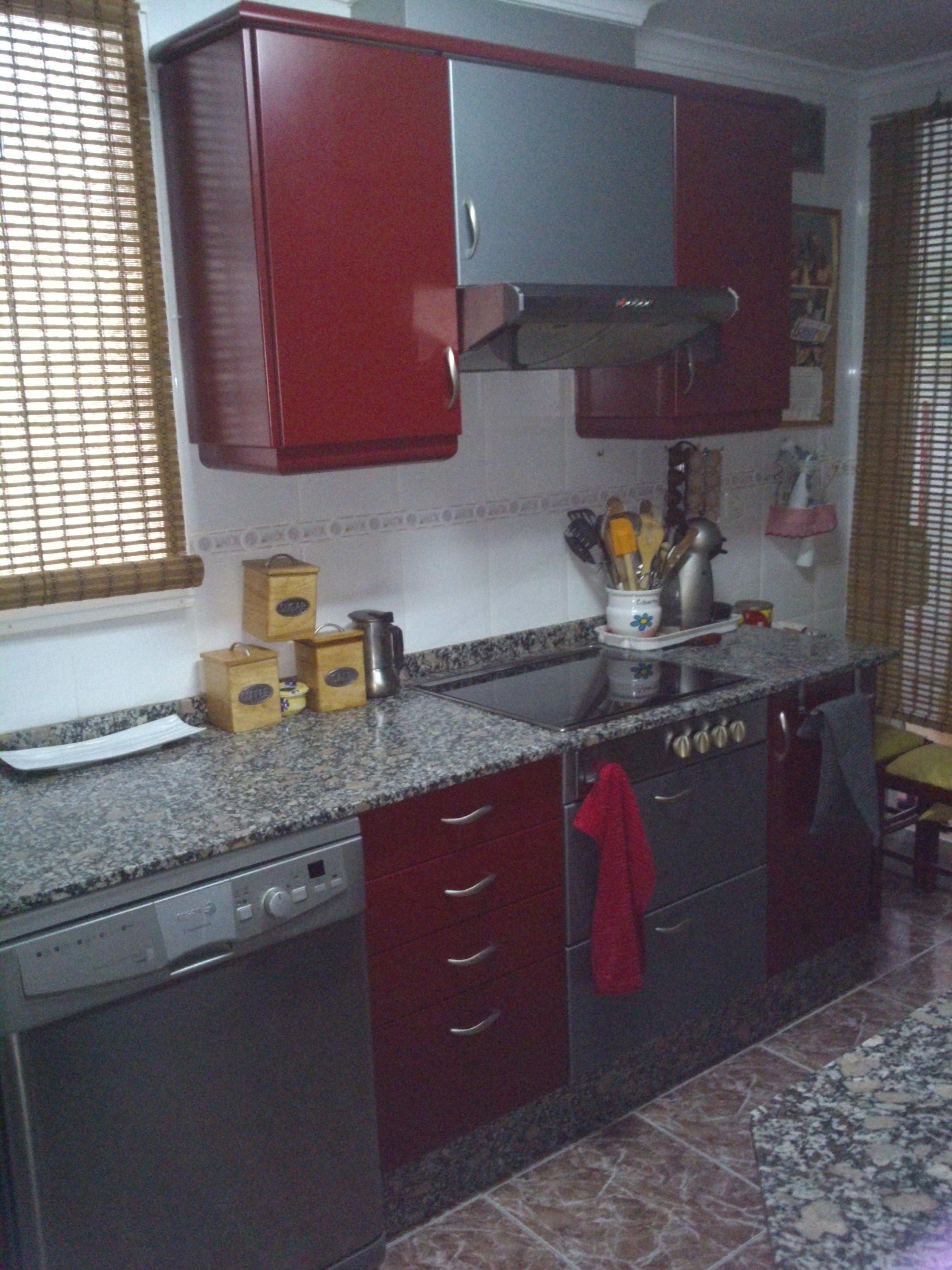 Restaurar muebles de cocina affordable como restaurar un - Restaurar cocina ...