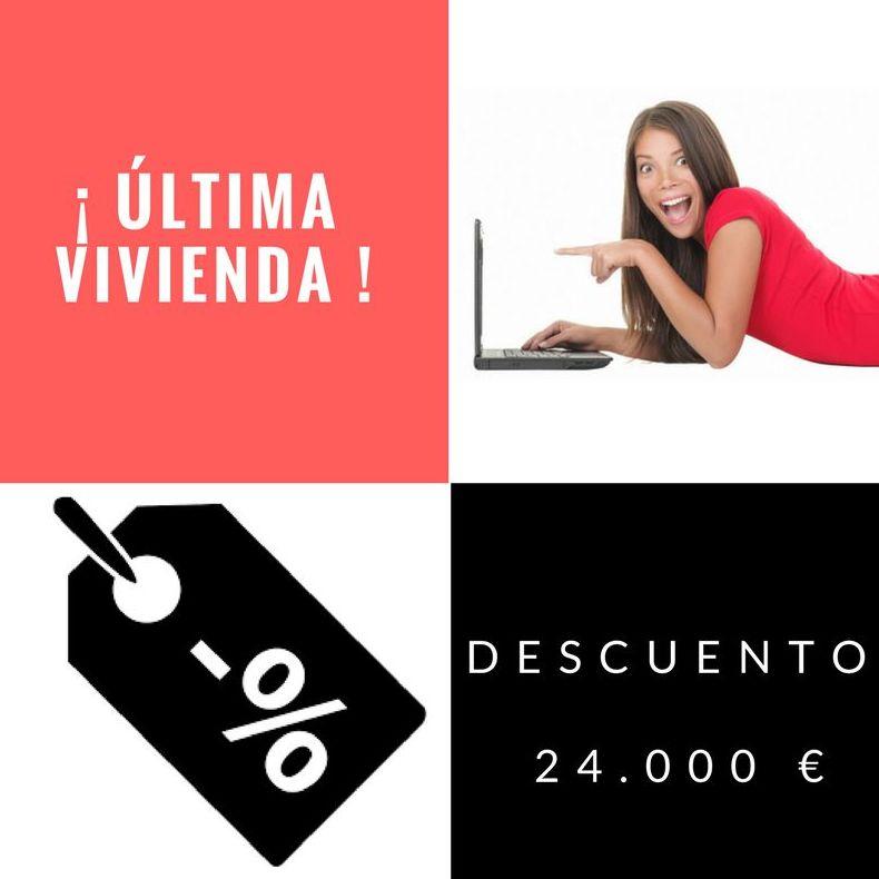 Vivienda 2 dormitorios ,Roces, Gijón . Construcciones Cardin y Luengo