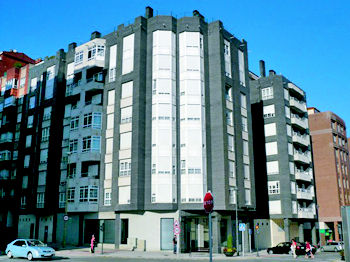 Edificio Juan 23 -Fernando Moran , Aviles