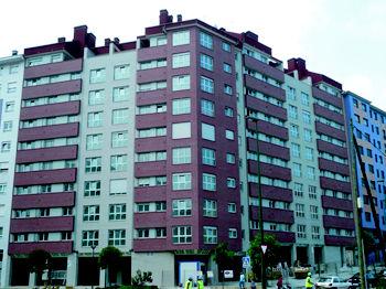 Edificio Calle Fuero 36, Aviles, Asturias