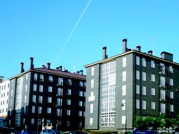 Residencial Alborada, Luanco, Asturias