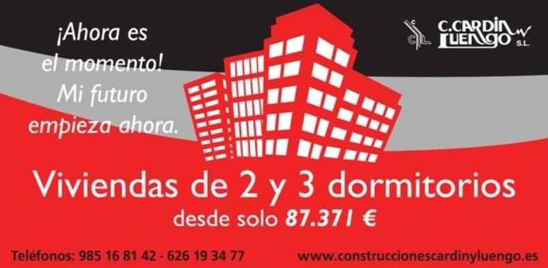 Foto 16 de Empresas de construcción en Gijón | Construcciones Cardín y Luengo