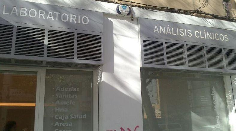 Laboratorio Dra.Teresa Marín