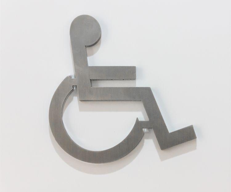 Zona para discapacitados