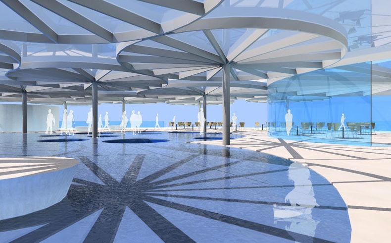 Proyecto de arquitectura en 3D