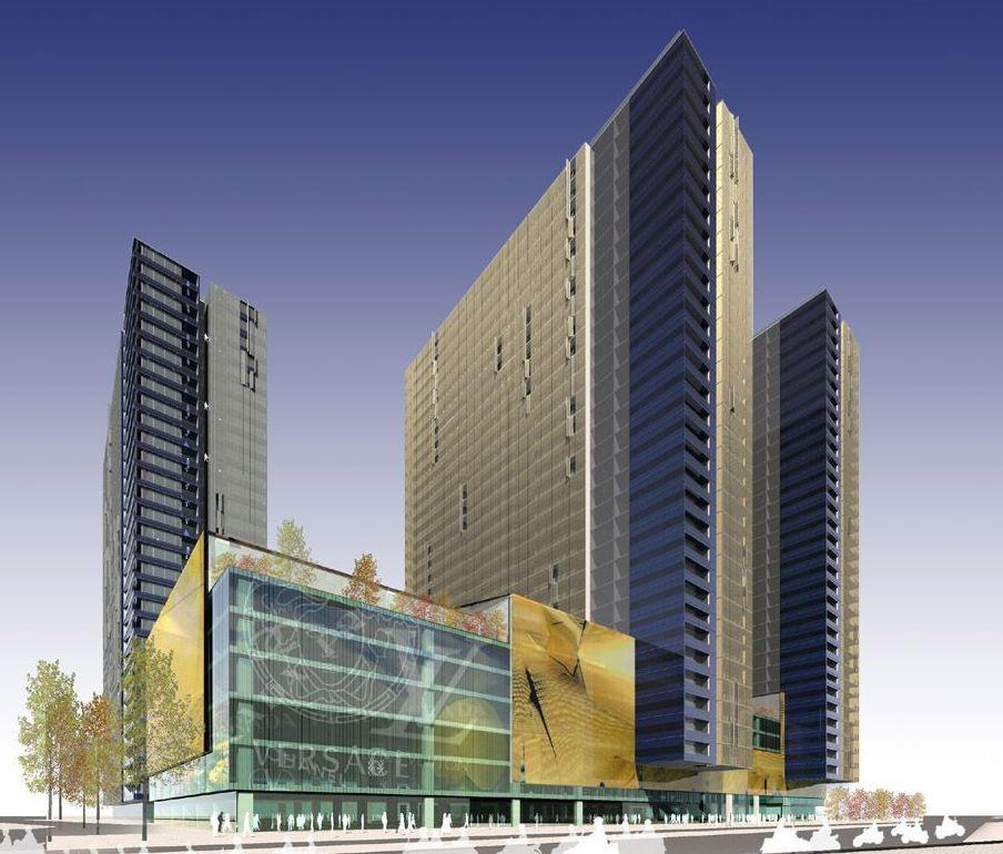 Maquetas 3D de edificios