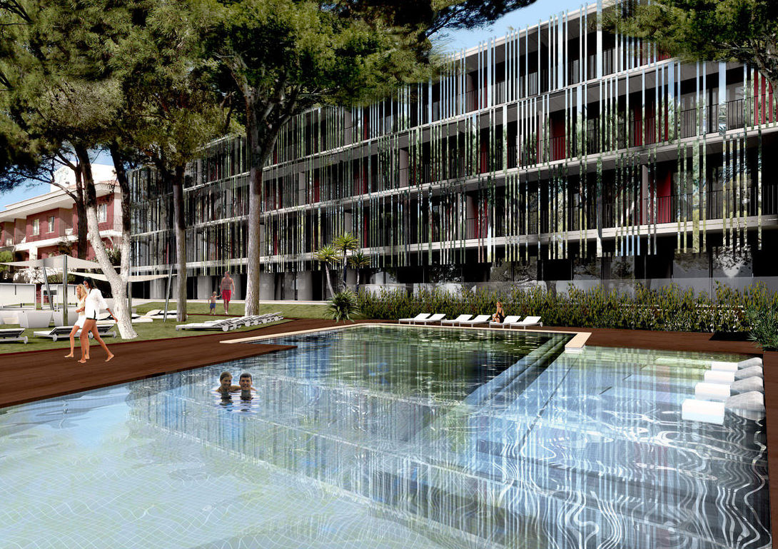 Proyectos virtuales de arquitectura en Mallorca