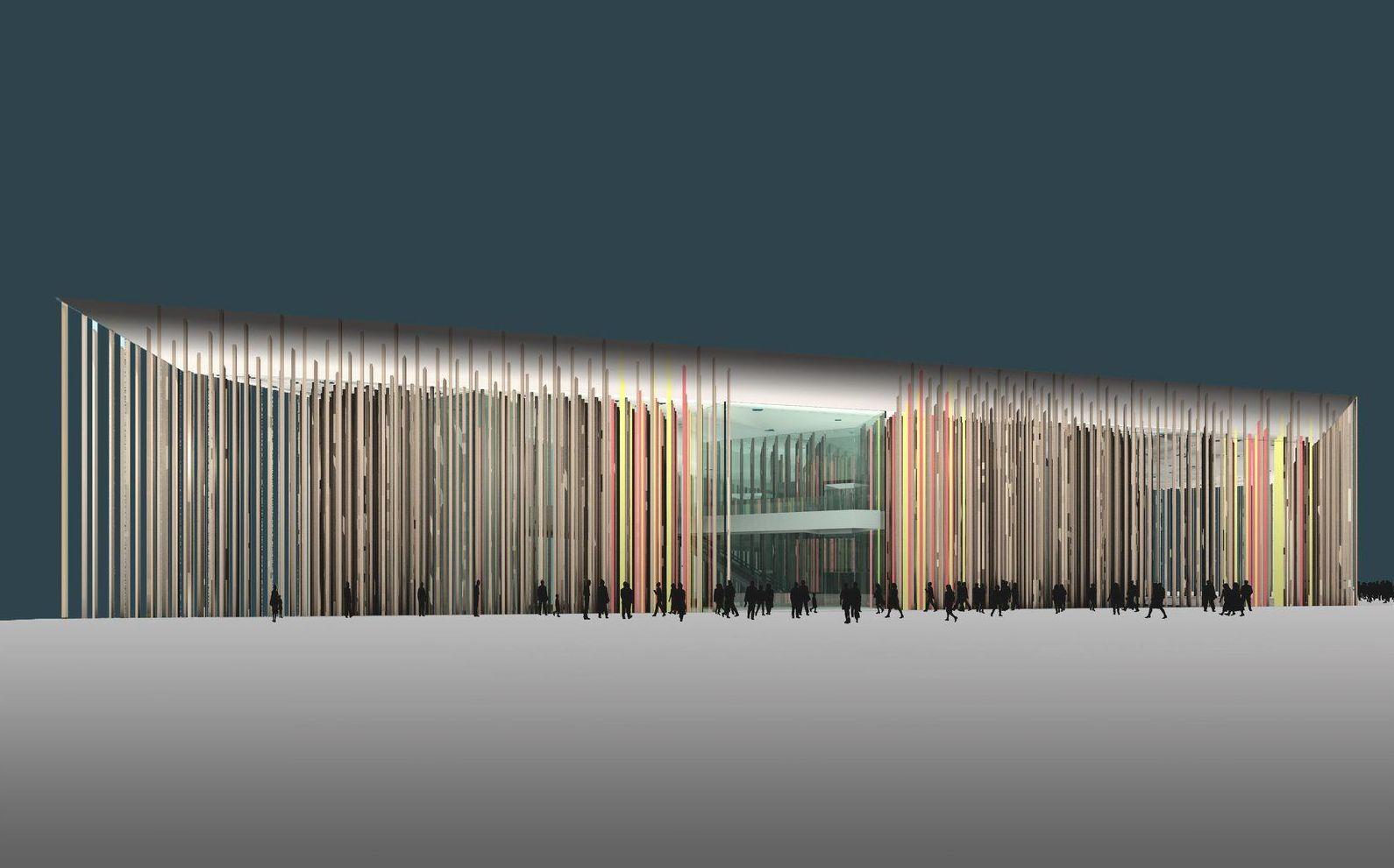 Proyectos virtuales de arquitectura