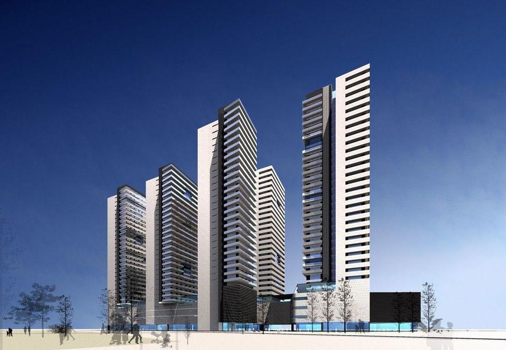 Maquetas de edificios en 3D