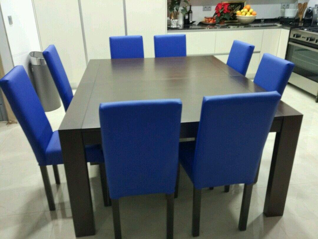 Mesas y sillas en Murcia