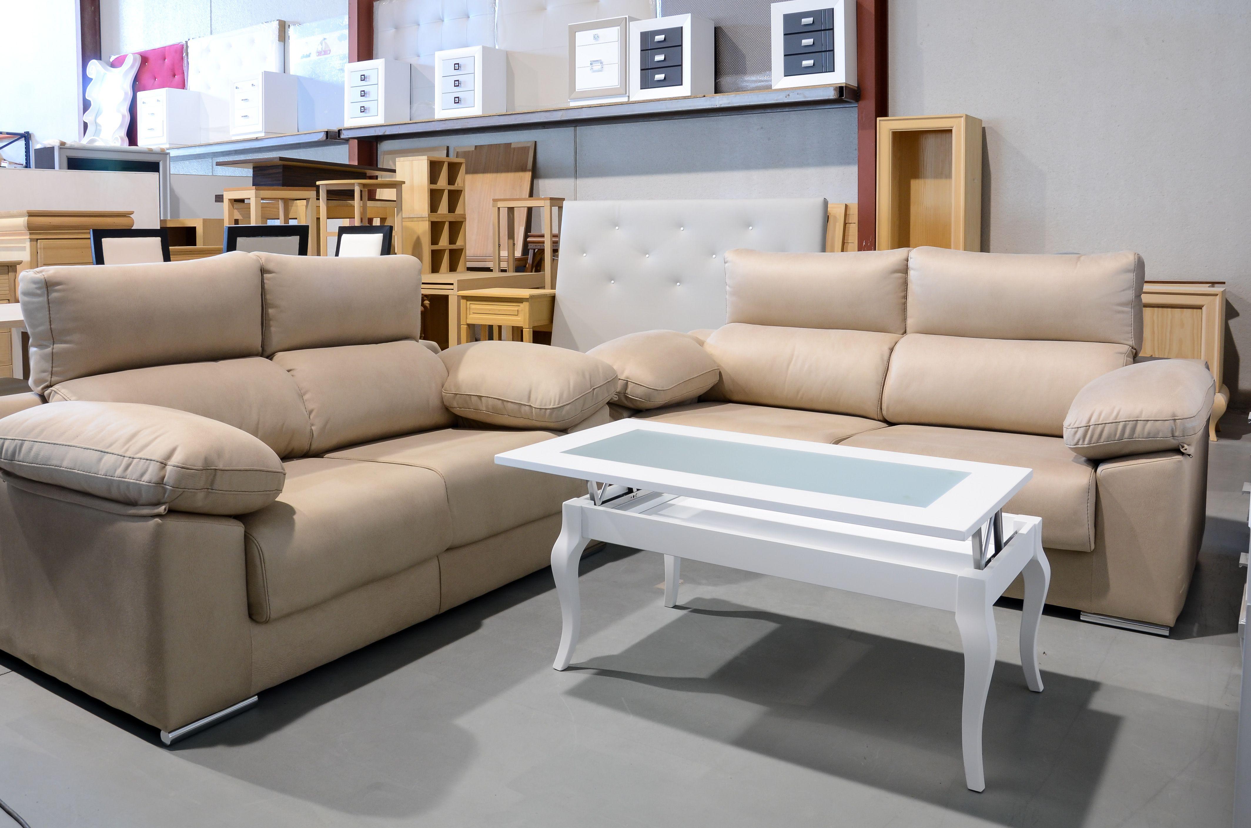 Venta de sofás y muebles de salón en Murcia