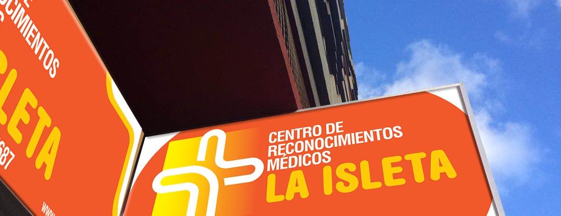 Centro de reconocimientos médicos La Isleta en Las Palmas