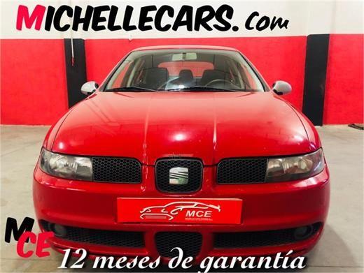 Seat León 1.9 TDi 150CV Sport FR: Servicios de MCE Autos