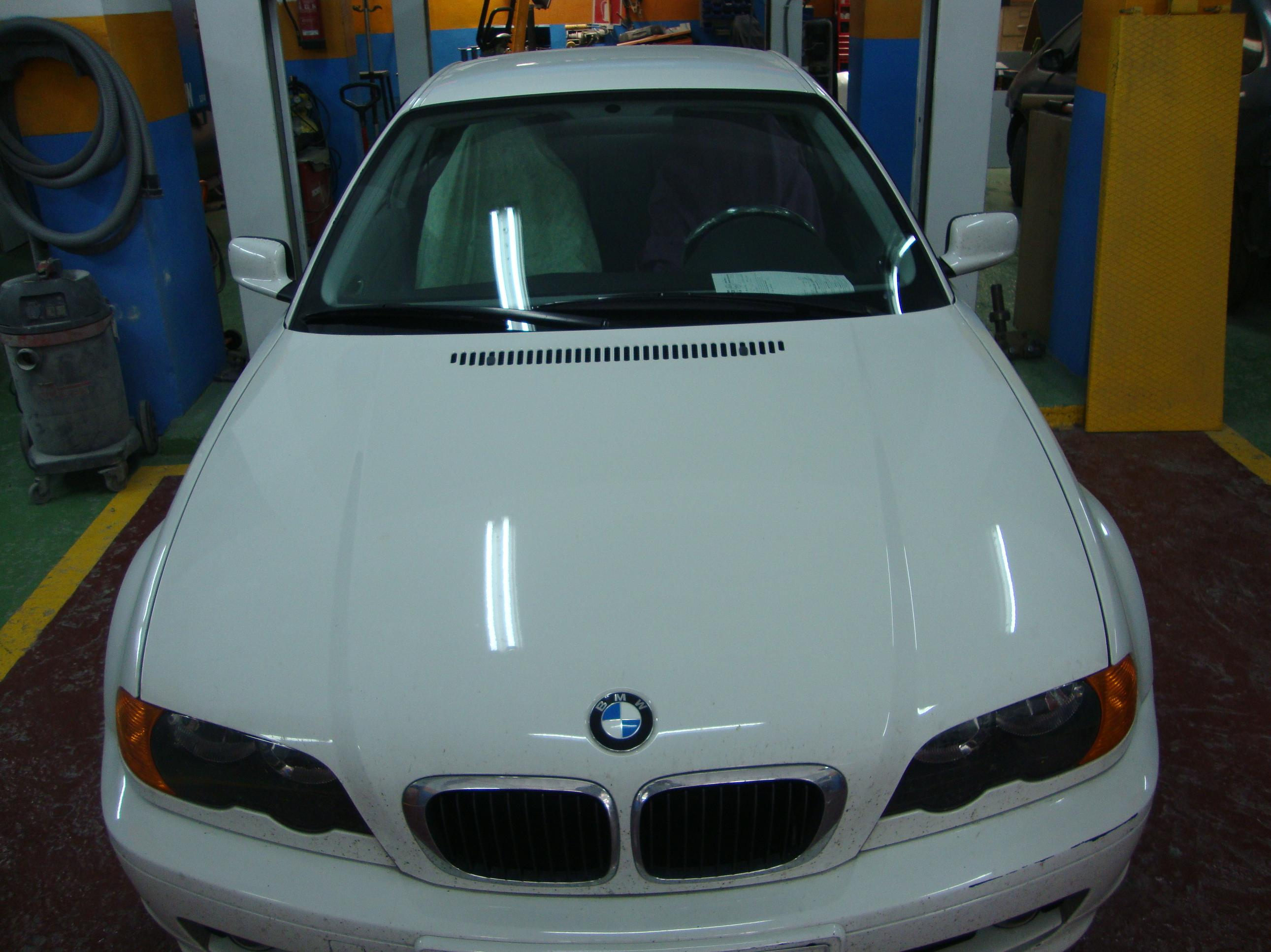 Acabado general BMW.