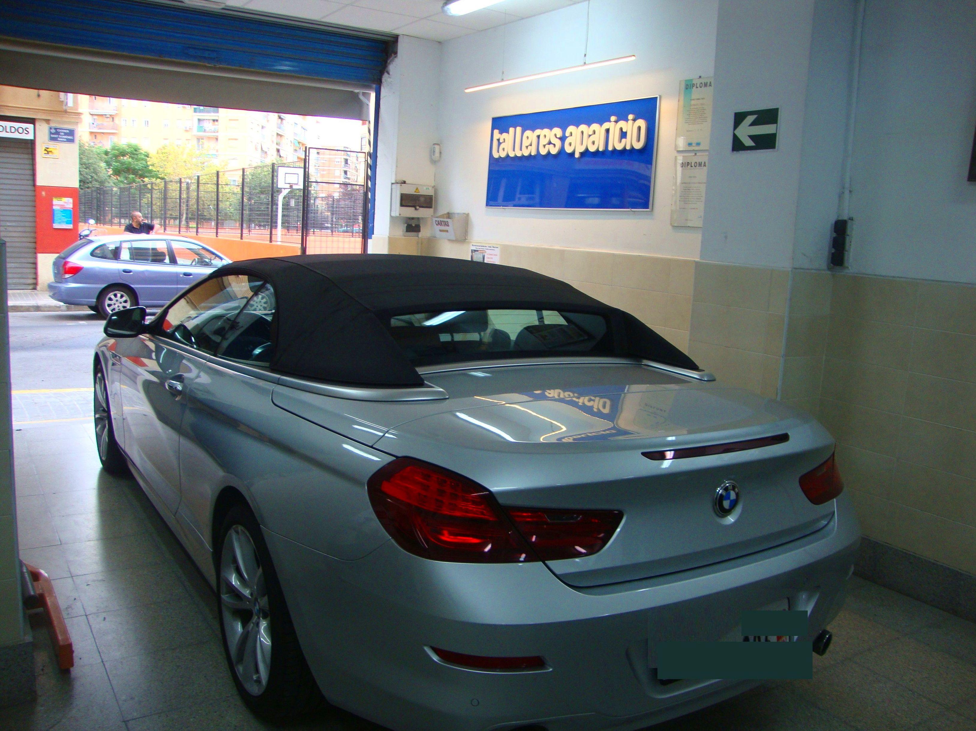 BMW 640DX DRIVE