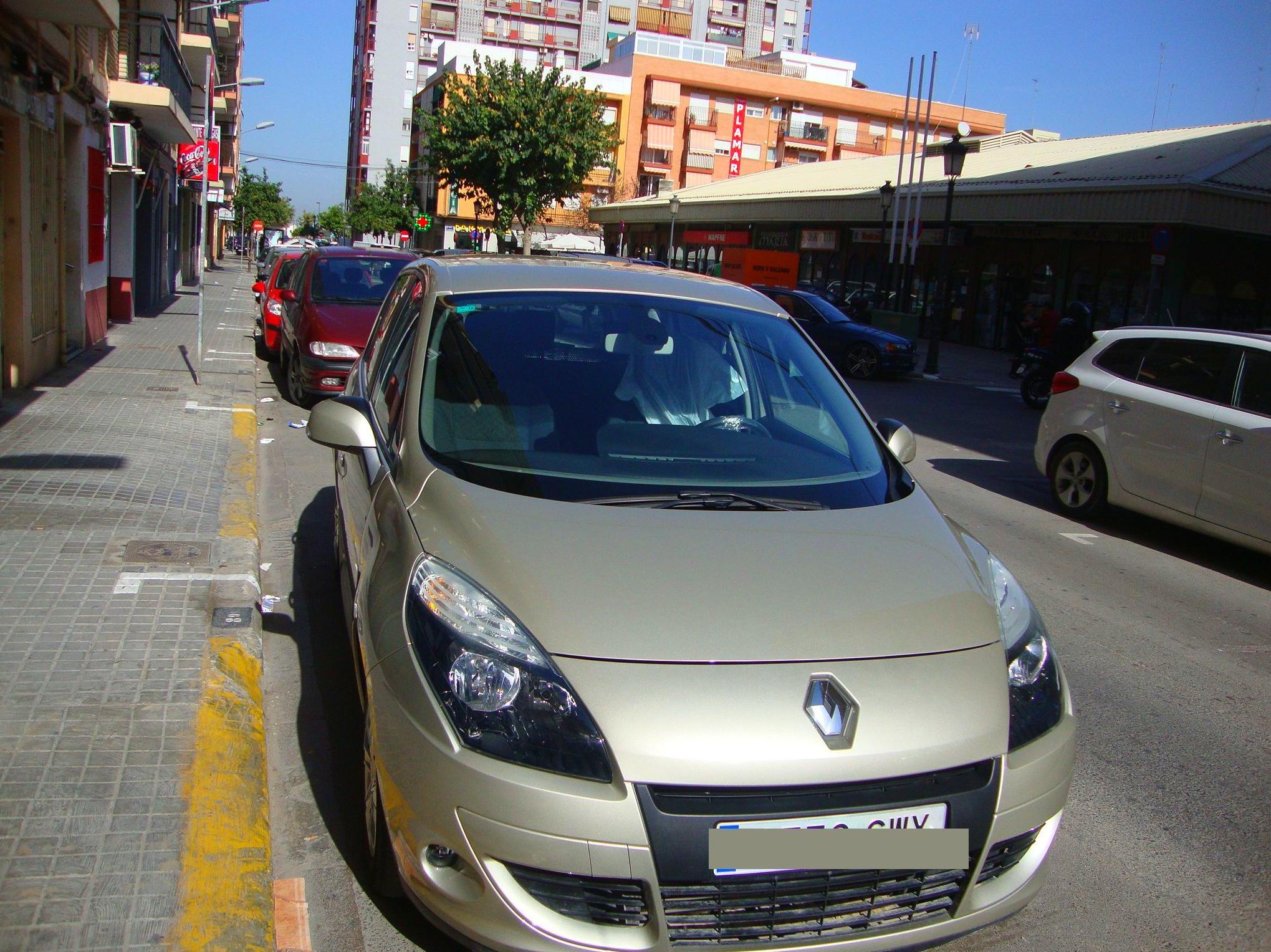 Foto 37 de Talleres de chapa y pintura en Valencia | Talleres Aparicio Autochiquero