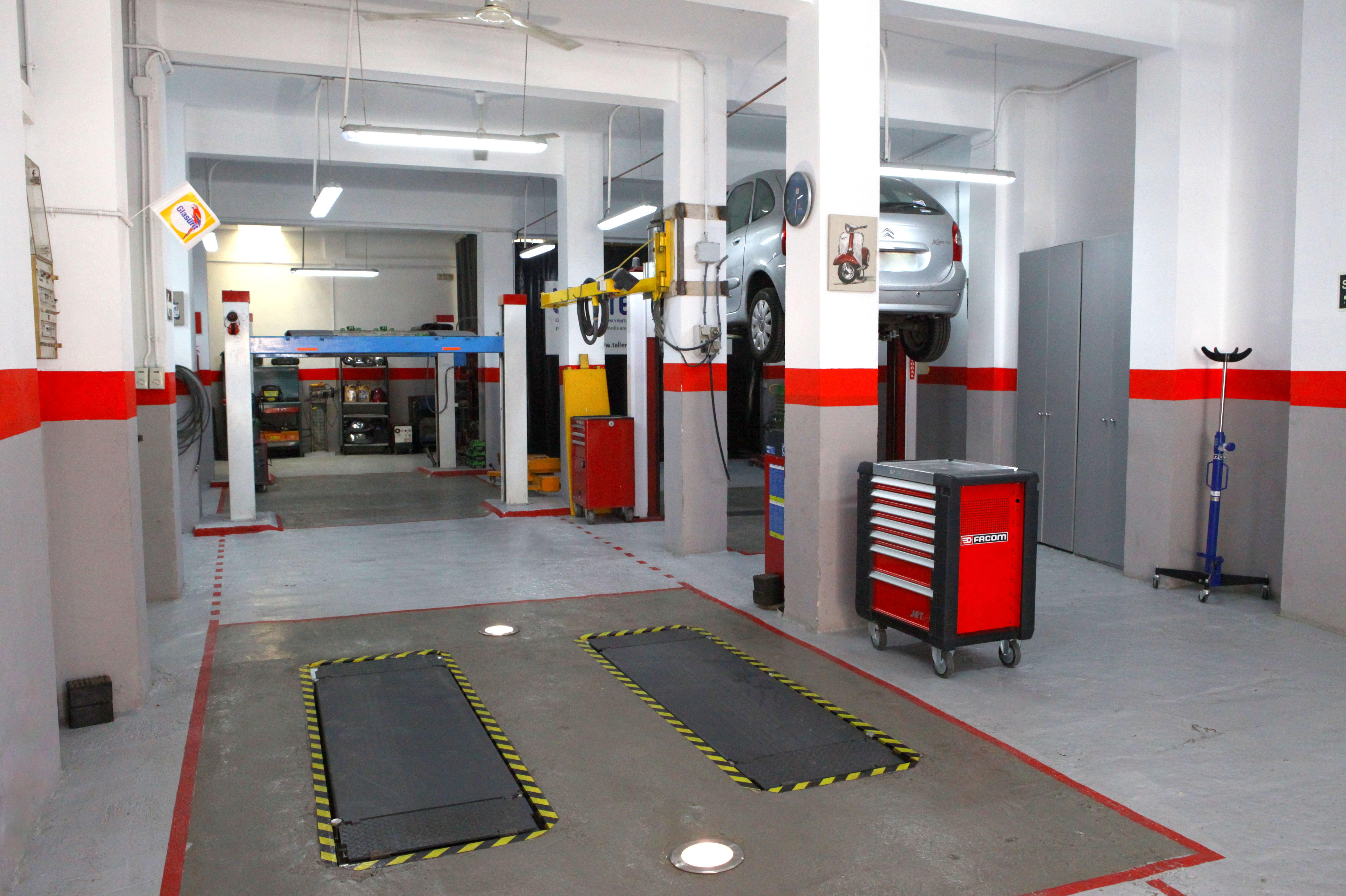 Nuevas y mejoradas instalaciones