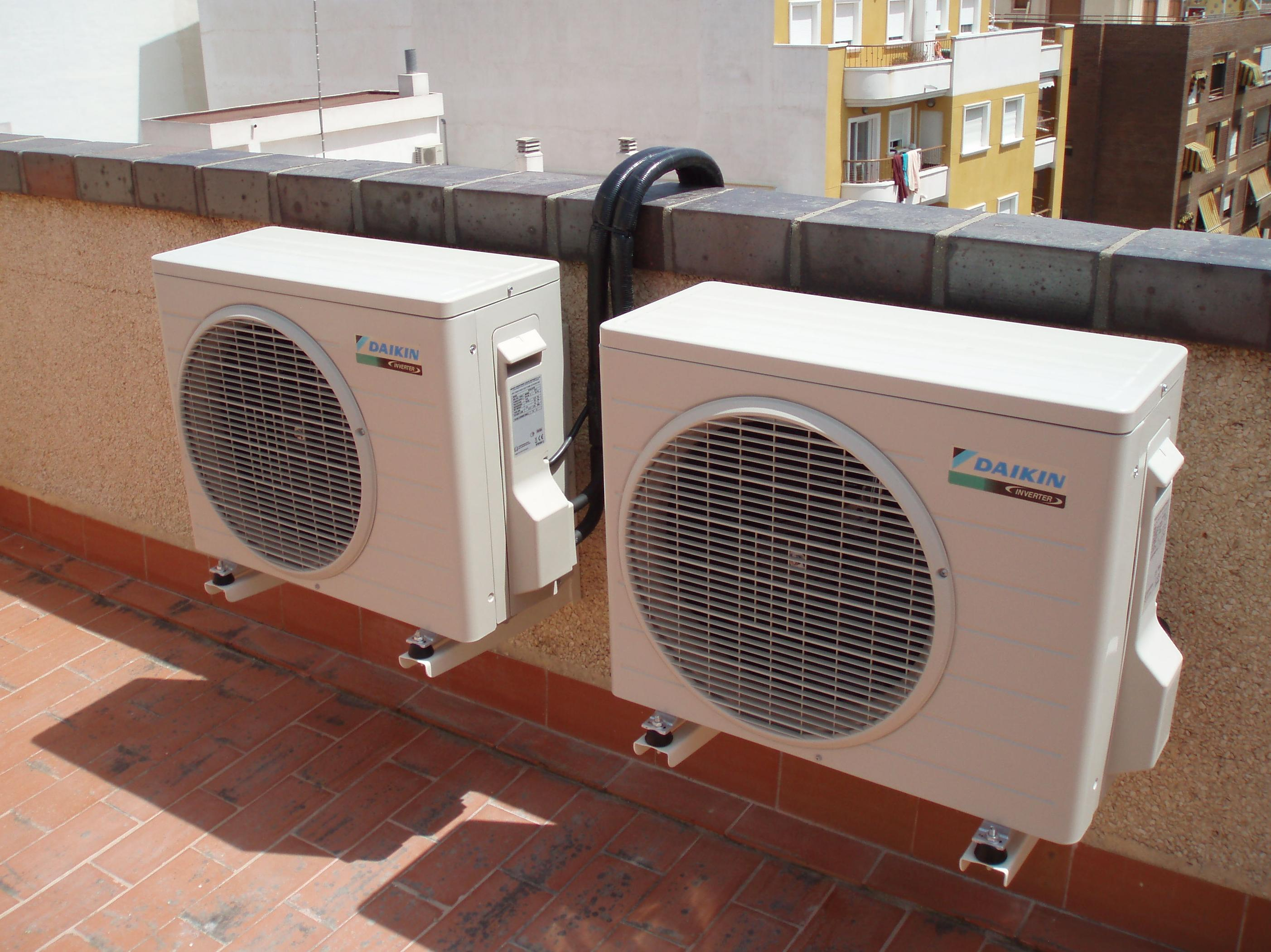 Instalación de aire acondicionado en comunidades de vecinos
