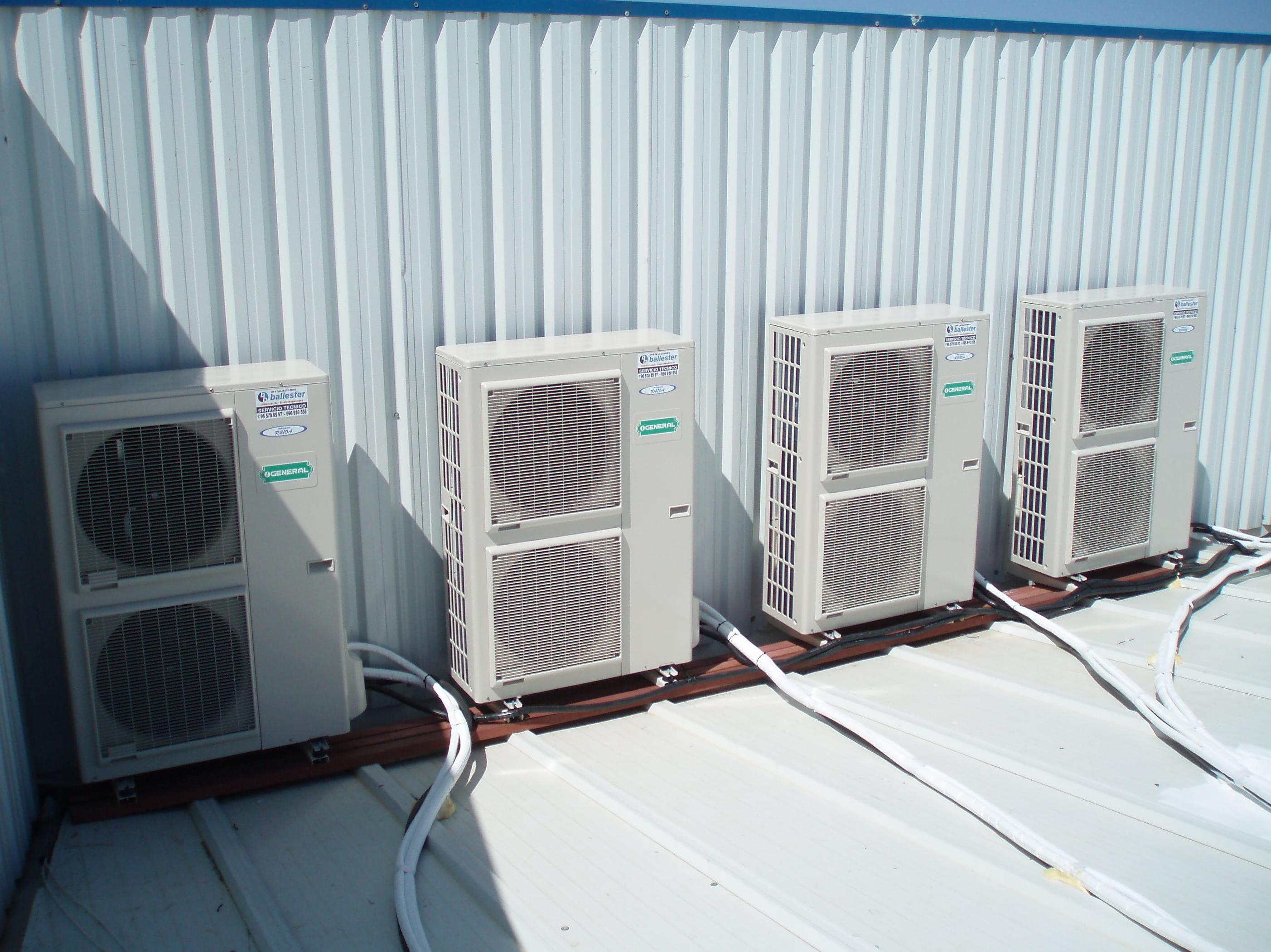 Ballester climatización