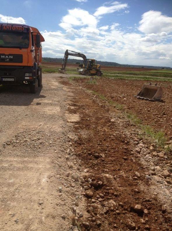 Foto 16 de Desmontes en Meco | Desmontes y Excavaciones Horche S.L.