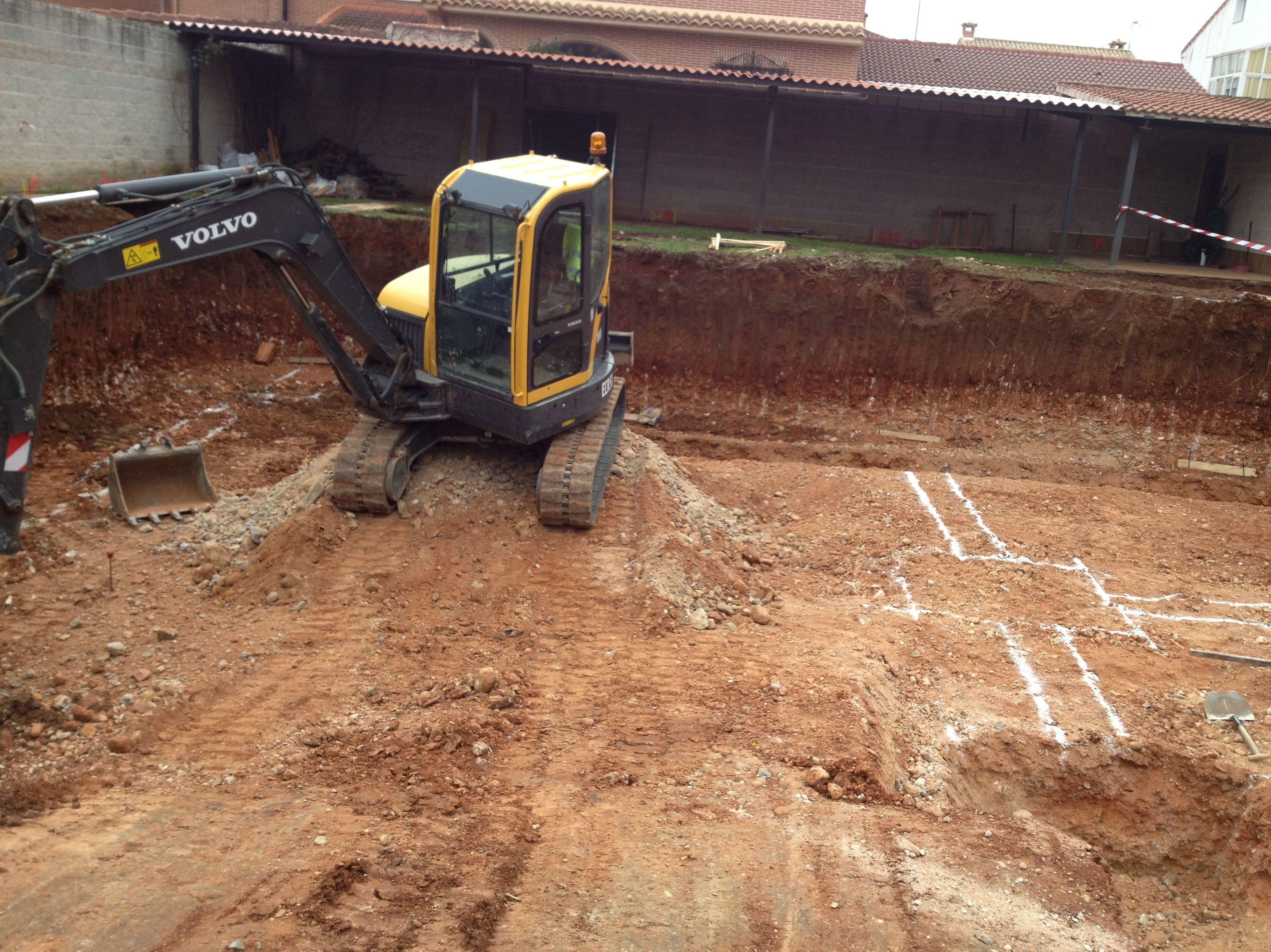 Foto 12 de Desmontes en Meco | Desmontes y Excavaciones Horche S.L.