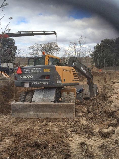 Excavaciones en Guadalajara