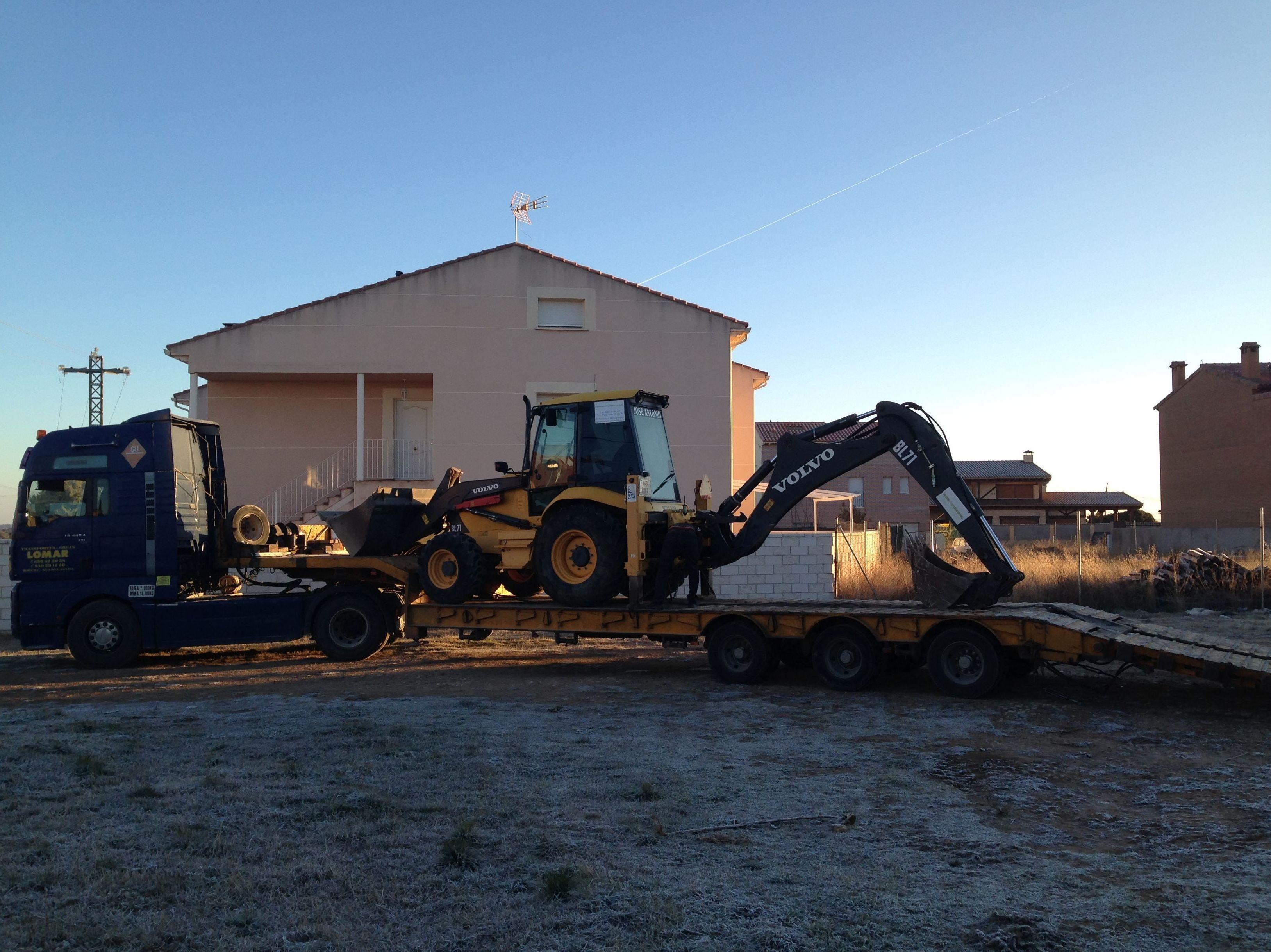 Foto 20 de Desmontes en Meco | Desmontes y Excavaciones Horche S.L.