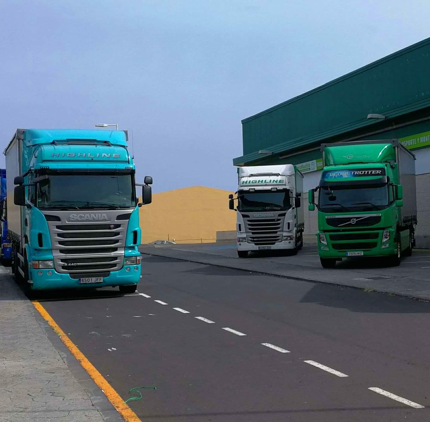 Foto 6 de Transporte de mercancías en  | Transportes Fran