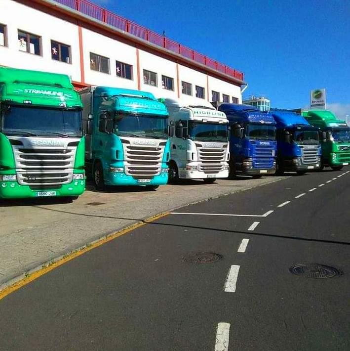 Foto 7 de Transporte de mercancías en  | Transportes Fran