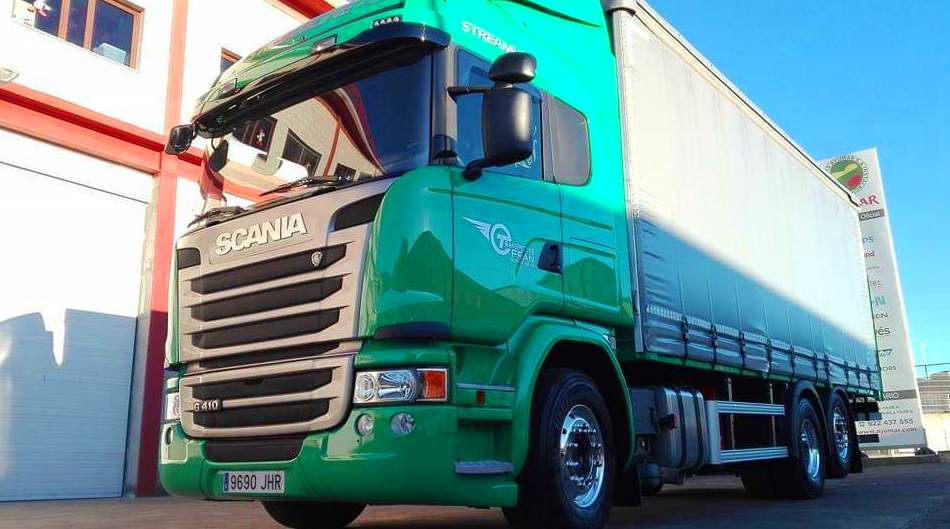 Foto 10 de Transporte de mercancías en  | Transportes Fran