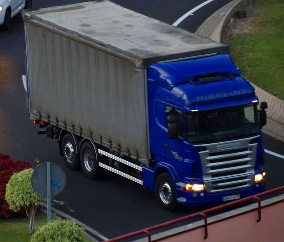 Foto 11 de Transporte de mercancías en  | Transportes Fran
