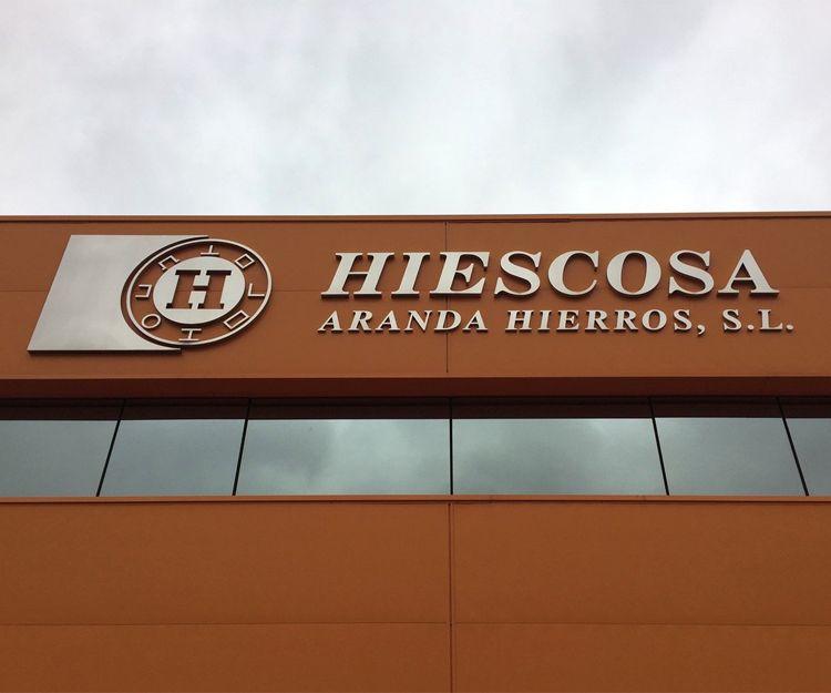 Venta de productos de hierro en Burgos