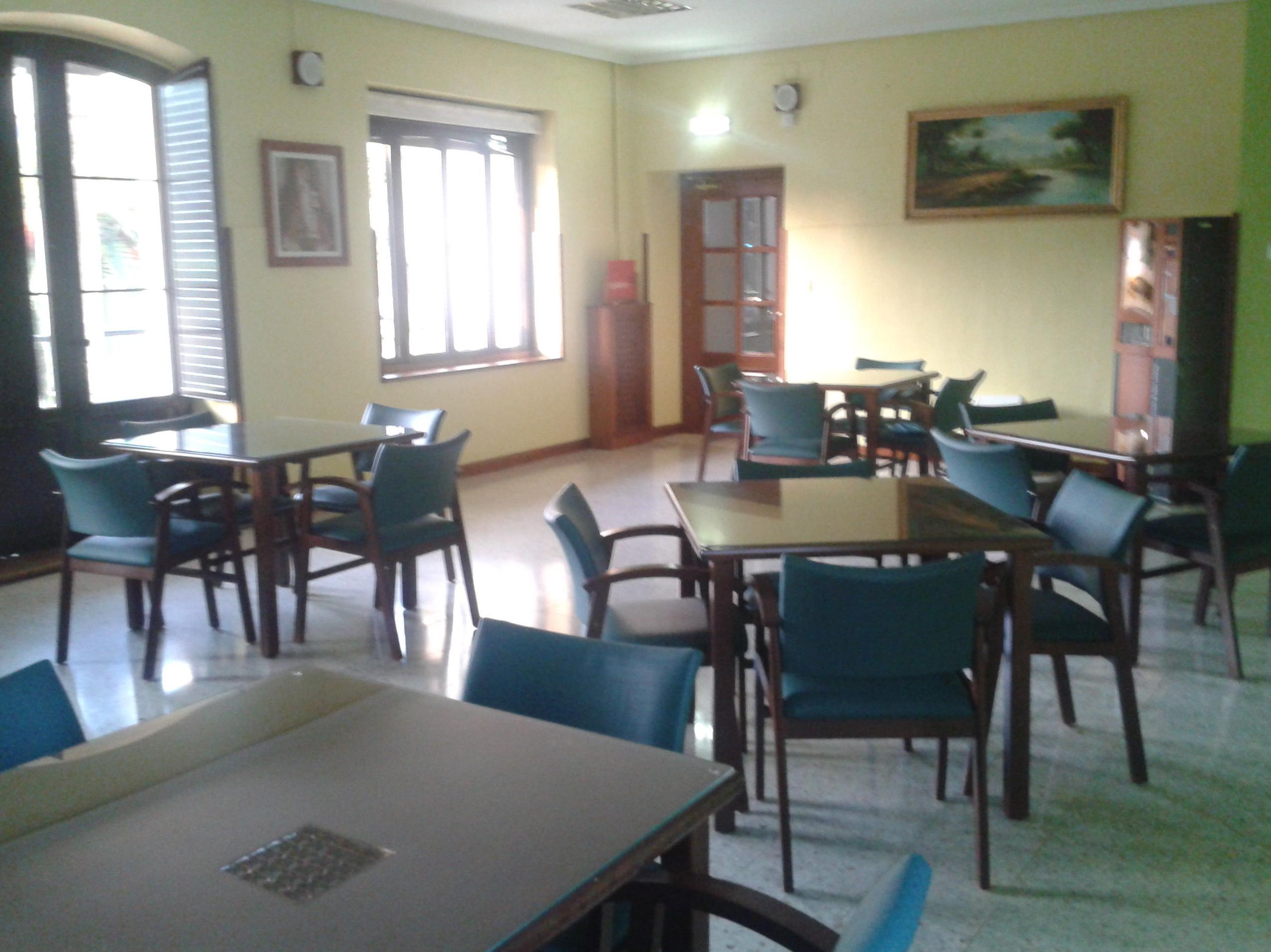 Sala de la residencia