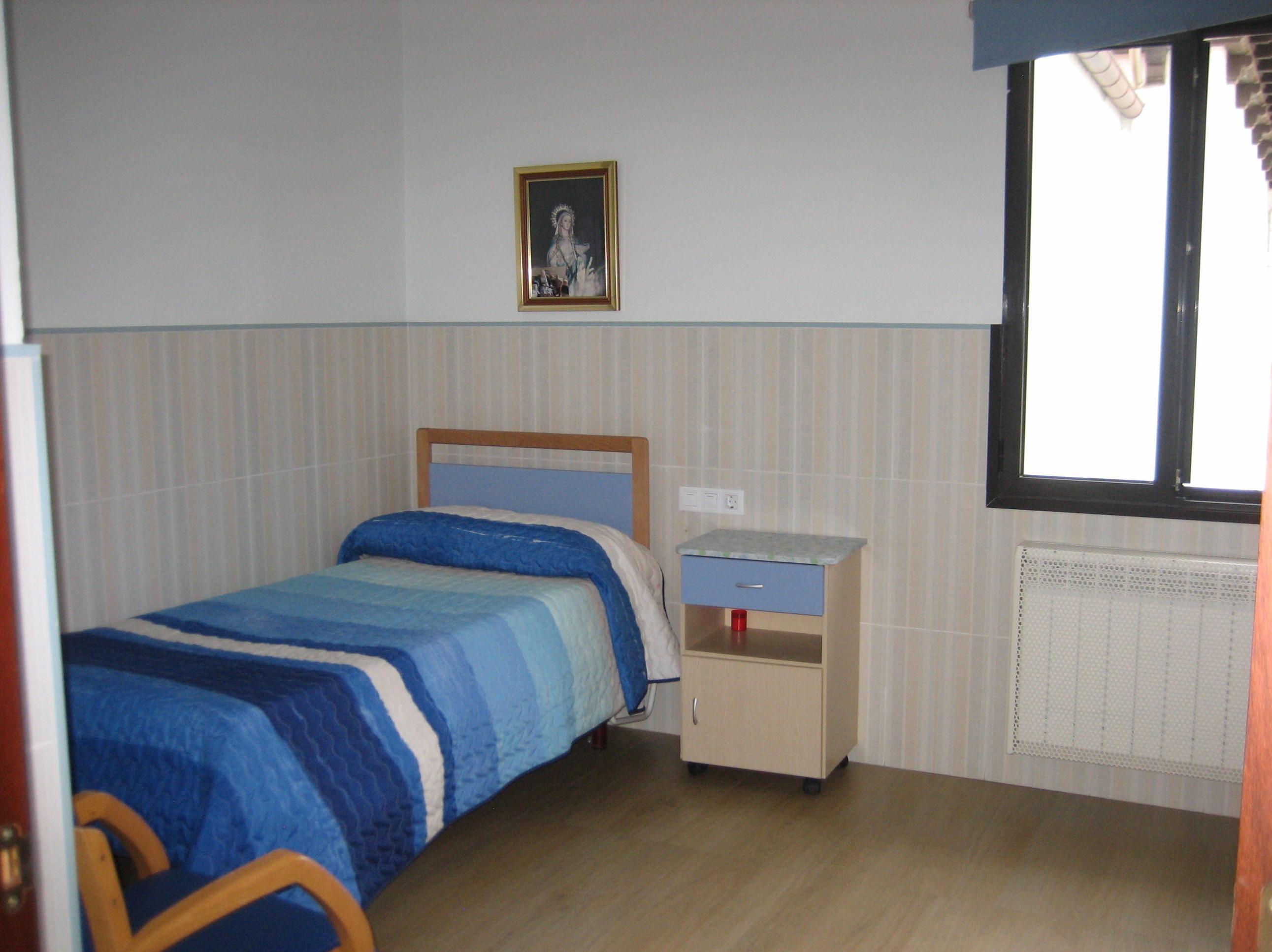 Residencia de ancianos en Ribadesella reformada y moderna
