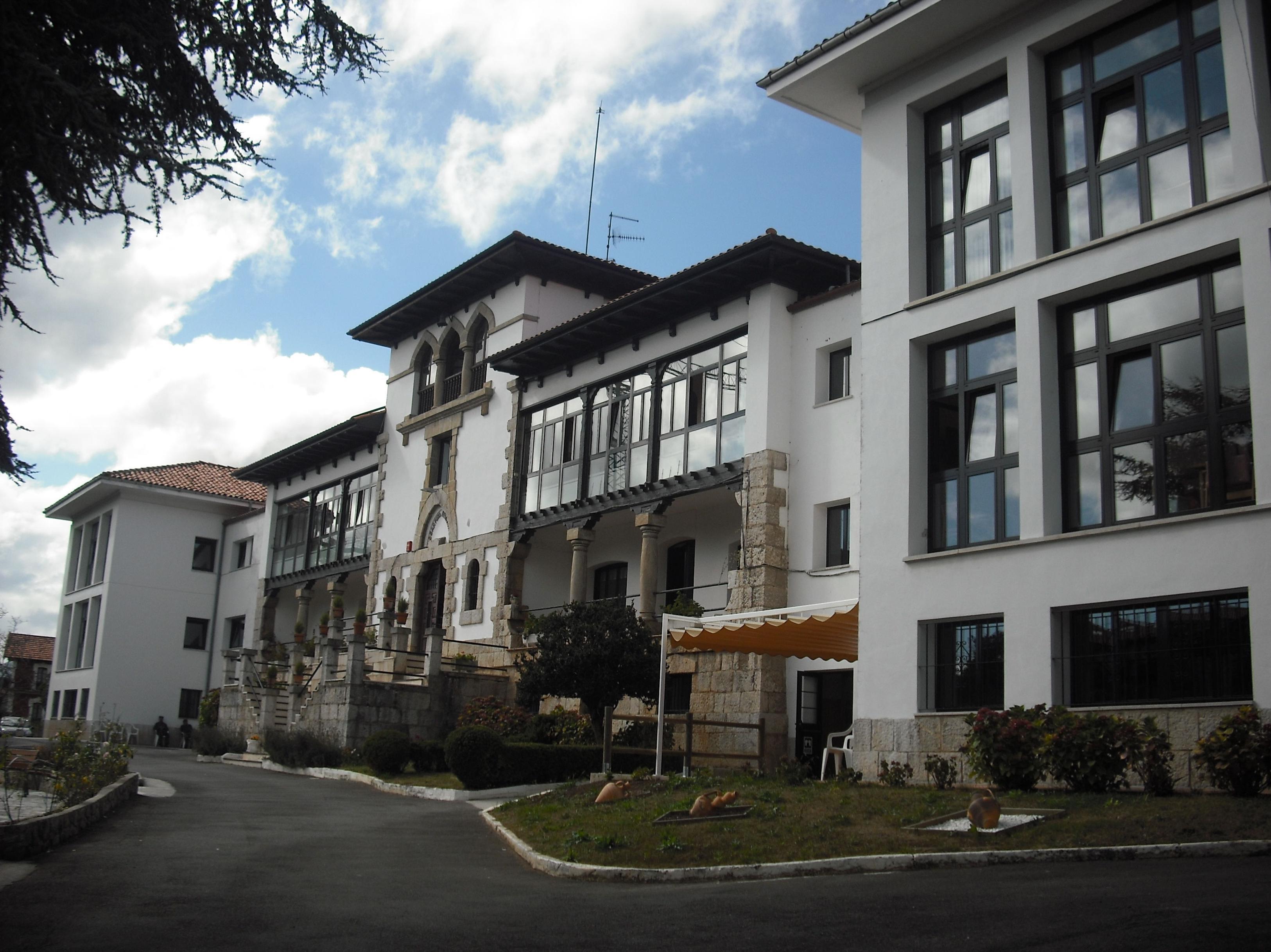 Residencia San José de la Montaña en Ribadesella