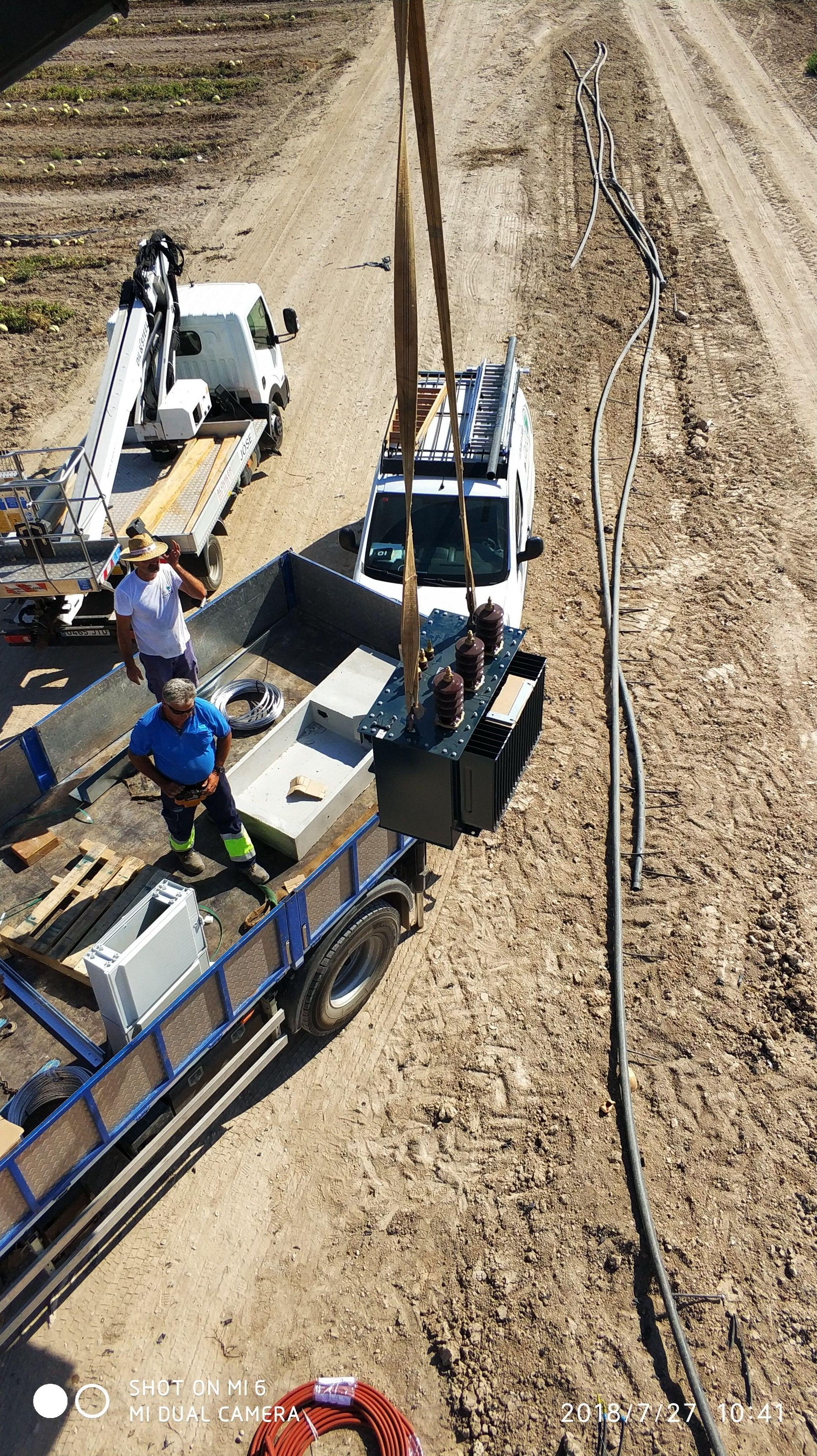 Foto 21 de Electricidad en  | Instalaciones Eléctricas Pedro Miras Rodríguez