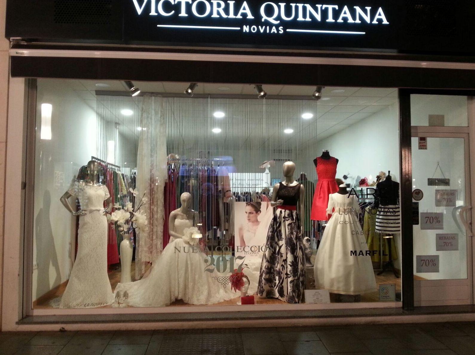 Foto 3 de Bodas en Don Benito | Victoria Quintana Novias