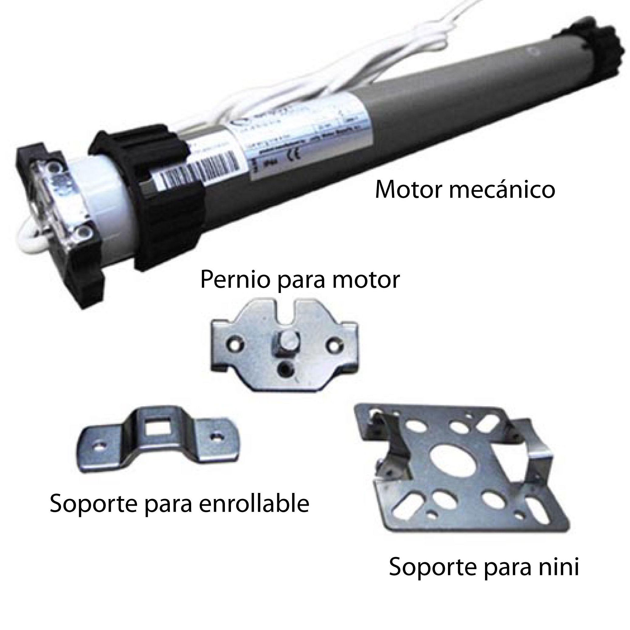 Motores persianas Oviedo