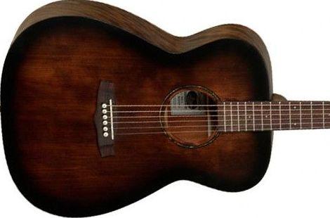 Guitarra acústica cuerpo tipo orchesta Tanglewood. Decibelios Playa Honda Lanzarote