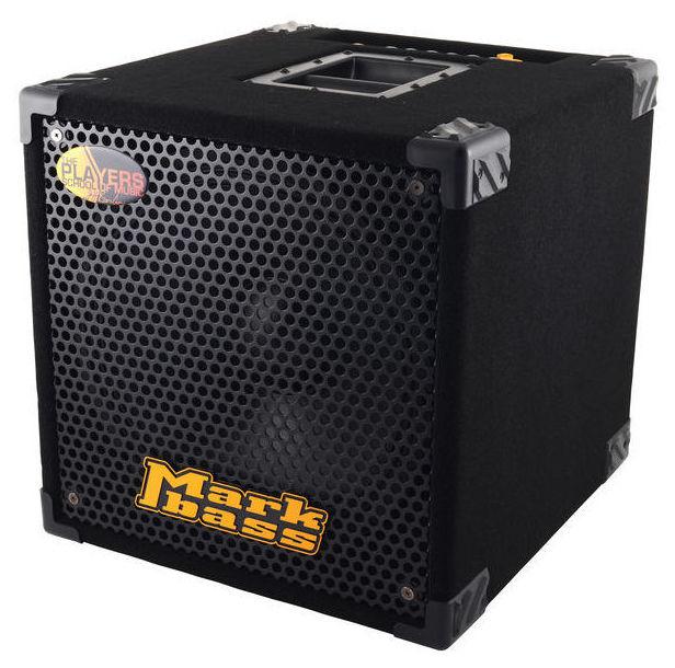 Amplificador bajo Markbass combo 150w/250w