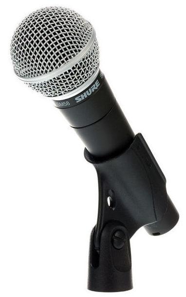 Micro para voz profesional Shure SM58 LC