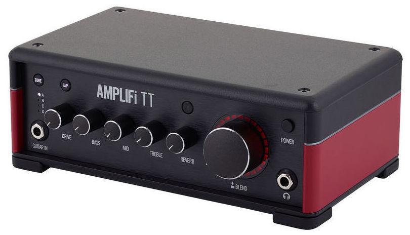 Interface para guitarra eléctrica Line6 Amplifi TT preamplificador
