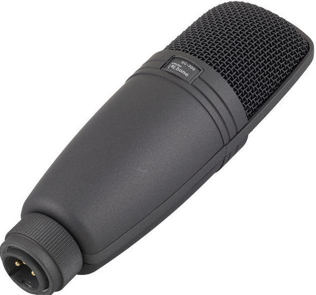 Microfono iniciacion para home studio T.Bone barato economico