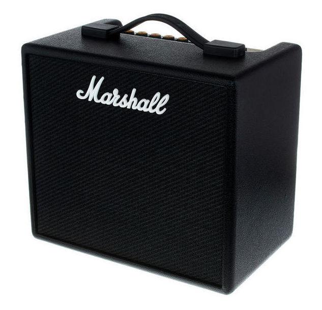 Amplicador guitarra eléctrica pequeño Marshall Code 25