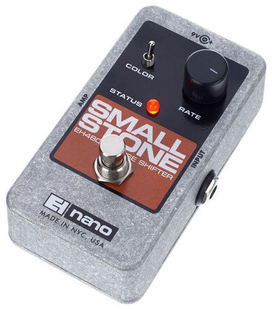 Pedal de Phaser para guitarra eléctrica Electro Harmonix Small Stone
