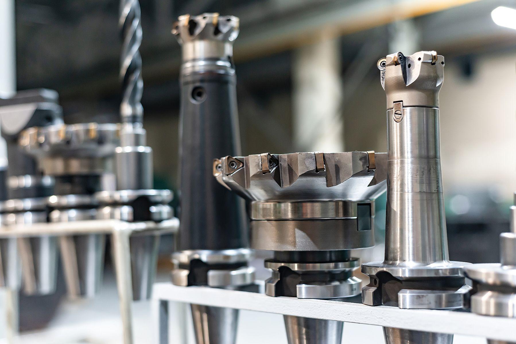 Taller de fabricación y reparación de cualquier pieza de metal